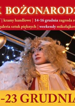 Jarmark Bożonarodzeniowy - Gdańsk