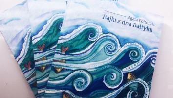 """Książki dla dzieci """"Bajki z dna Bałtyku"""""""
