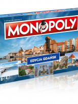 2 gry planszowe Monopoly Gdańsk