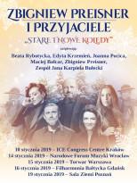 Bilety na koncert Zbigniew Preisner i Przyjaciele - wydarzenie odwołane