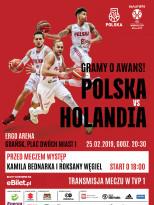 Bilety na mecz Polska - Holandia
