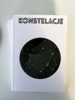 "5 egzemplarzy antologii ""Konstelacje"""