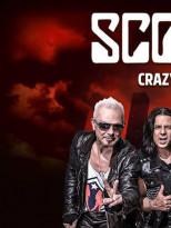 Bilety na koncert Scorpions