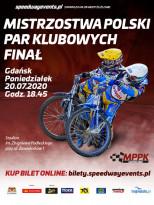 2 podwójne bilety na Mistrzostwa Polski Par Klubowych