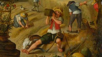 30 podwójnych wejściówek na wystawę obrazów Ergo Hestii w Muzeum Narodowym w Warszawie