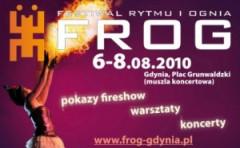 Festiwal Rytmu i Ognia w Gdyni (Frog)