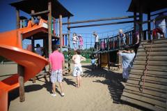 Place zabaw na Przymorzu