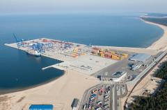 Terminal kontenerowy DCT