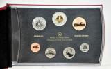 Wyjątkowe kanadyjskie monety