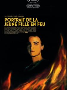 Portret kobiety w ogniu