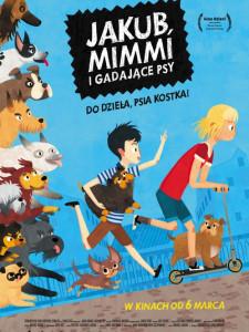 Jakub, Mimmi i gadające psy