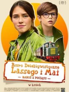 Biuro detektywistyczne Lassego i Mai. Rabuś w pociągu