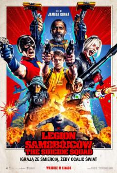 Legion samobójców. The Suicide Squad