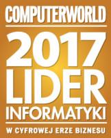 Lider Informatyki - dwie nominacje w konkursie organizowanym przez Computer World (2016 – projekt BEST Online, 2017 – system SIGMA).