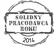 Solidny Pracodawca Roku 2014