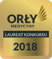 Laureat Konkursu Orły Medycyny 2018