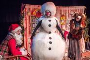 Świąteczna niespodzianka Śnieżka i Bałwanka -