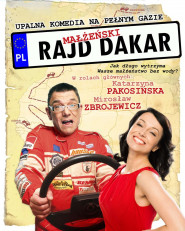 Małżeński Rajd Dakar -