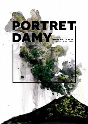 Portret damy -