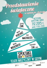 Przedstawienie świąteczne w szpitalu św. Andrzeja -