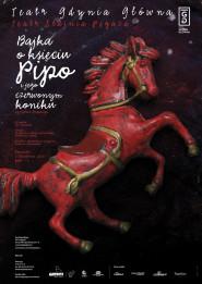 Bajka o księciu Pipo i jego czerwonym koniku -