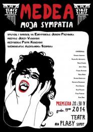 Medea, moja sympatia -