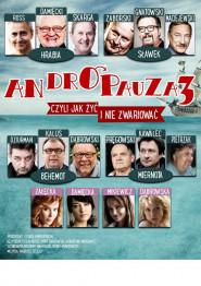 Andropauza 3 - czyli jak żyć i nie zwariować -
