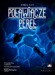 Poławiacze pereł - live streaming -