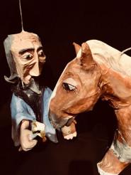 Baśń o rycerzu bez konia -