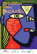 Dyskretny urok Picassa - online
