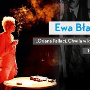 Oriana Fallaci. Chwila w której umarłam