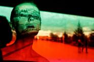 Maska - czytanie performatywne online -