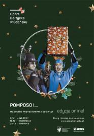Pomposo i... - muzyczne spotkania online dla całej rodziny -