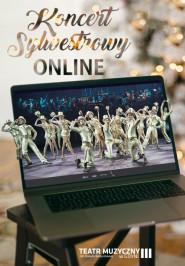 Koncert Sylwestrowy na Bis online -