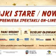 Kapelusz Pani Wrony - spektakl online - premiera