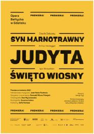 Syn marnotrawny/Judyta/Święto wiosny - streaming -