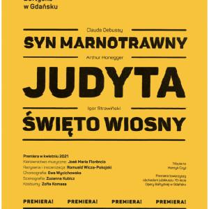 Syn marnotrawny/Judyta/Święto wiosny
