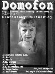 Domofon, czyli śpiewniczek domowy Stanisławy C. -