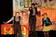 Kufer pełen wierszyków w Baltazara Teatrzyku -