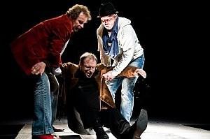 Scenariusz dla trzech aktorów -
