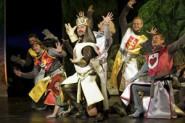 SPAMALOT, czyli Monty Python i święty Graal -