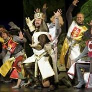 SPAMALOT, czyli Monty Python i święty Graal - premiera