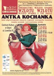 Świadectwa wzlotu upadku wzlotu upadku wzlotu upadku i tak dalej Antka Kochanka -