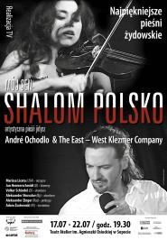 Mój sen: Shalom Polsko -