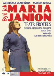 Być Jak Maria Janion -