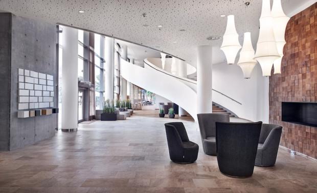 Mera Hotel&Spa w Sopocie to jedna z prestiżowych trójmiejskich zdobyczy roku 2012.