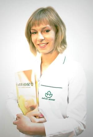Zofia Urbańczyk, dietetyk, kierownik departamentu dietetyki Naturhouse.