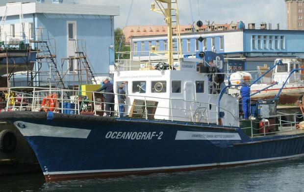 Oceanograf-2 służy naukowcom i studentom Uniwersytetu Gdańskiego od 34 lat. W połowie przyszłego roku dołączy do niego...
