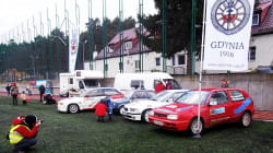 Pojazdy członków klubu coraz częściej ubarwiają imprezy organizowane przez miasto.