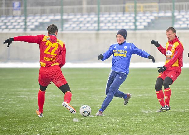 W sobotę na Narodowym Stadionie Rugby zaprezentują się kandydaci do gry w Arce oraz piłkarzy III-ligowych rezerw gdyńskiego klubu.